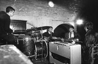 El Vox de Harrison en The Cavern, 22 de agosto del 62