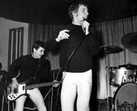 Alan (izda) y Dave Lennox (dcha), de The Beatstalkers