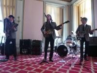 Los Brandys en el Hotel Adelphi