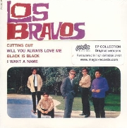 Los Bravos. Black Is Black EP