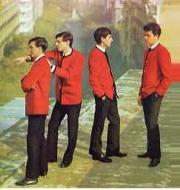 Los Brincos, en 1964 - 1965