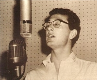 El gran Buddy Holly, en el estudio