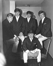 The Dave Clark Five en 1965. (c) Chris Walters.