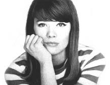Françoise Hardy, en 1965