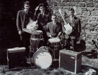 Gerry & The Pacemakers, en 1961