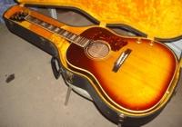 La Gibson acústica de Joaquín Torres