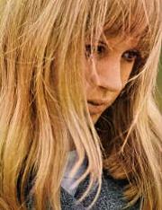 Marianne Faithfull, en 1964.