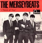 Los Merseybeats: funda de su segundo single, diciembre de 1963. Kinsley es el segundo por la derecha