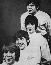 The Merseybeats, circa 1964