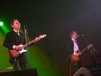 Los míticos Knack, en León (2007)