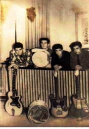 Los Rangers, en Radio Juventud de Madrid