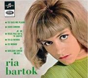 Sexto EP de Ria Bartok, en 1964