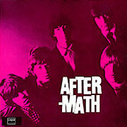 Portada de 'Aftermath' (1966)