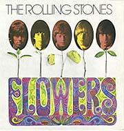 Portada de 'Flowers' (1967)