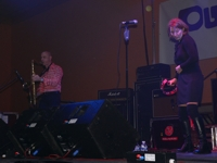 Sam Paglia Band. (C) F. Pado
