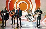 The Byrds en el 'Ed Sullivan Show', diciembre de 1965.