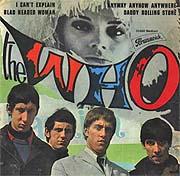 El EP francés que contenía 'I Can't Explain' (1965).