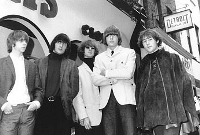 Los Byrds en Londres, 1965. (C) Chris Walter.