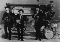The Undertakers, en 1964