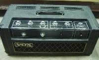 Cabezal de un Vox Dynamic Bass de 1967